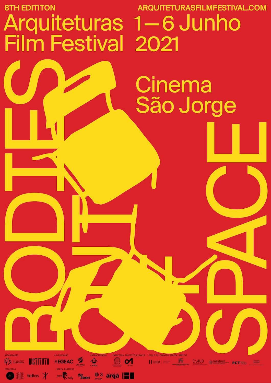 8ª Edição Arquiteturas  Film  Festival