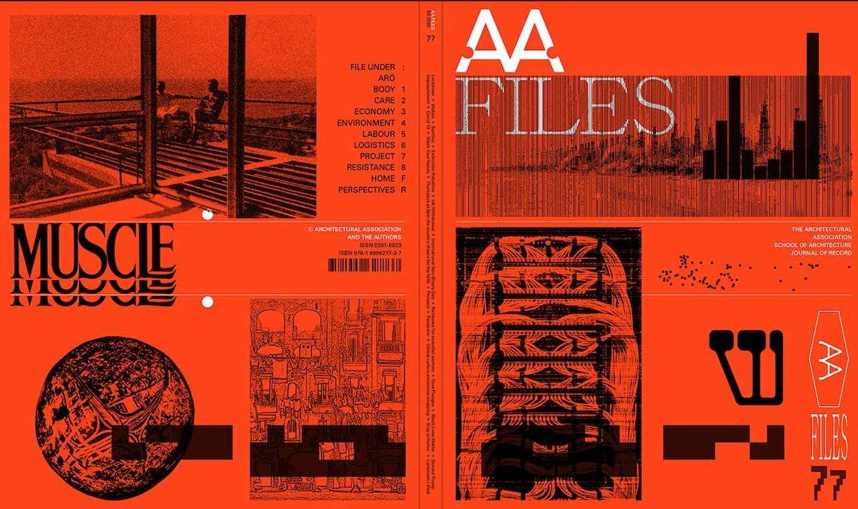 Capa e contrapa, AA Files, Nº 77