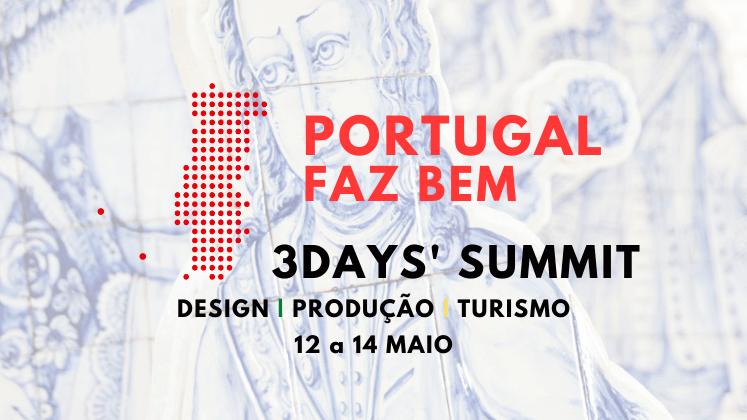 #PortugalFazBem 3Days' Summit