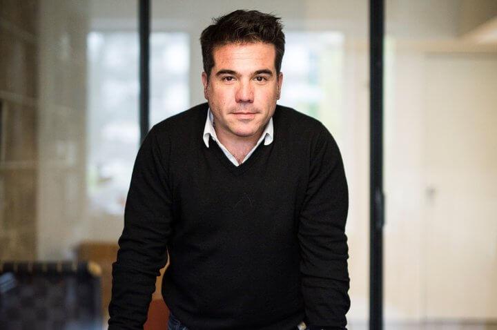Nuno Valentim . © Nelson Garrido/Público