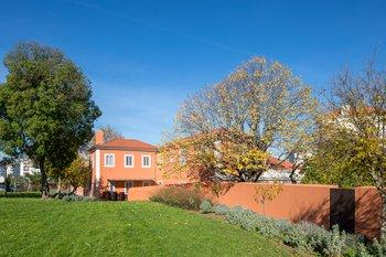 Palacete da Quinta do Bom Pastor, nova sede da Conferência Episcopal Portuguesa. © JFF