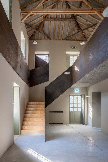 Casa Salabert, vista interior. © JFF