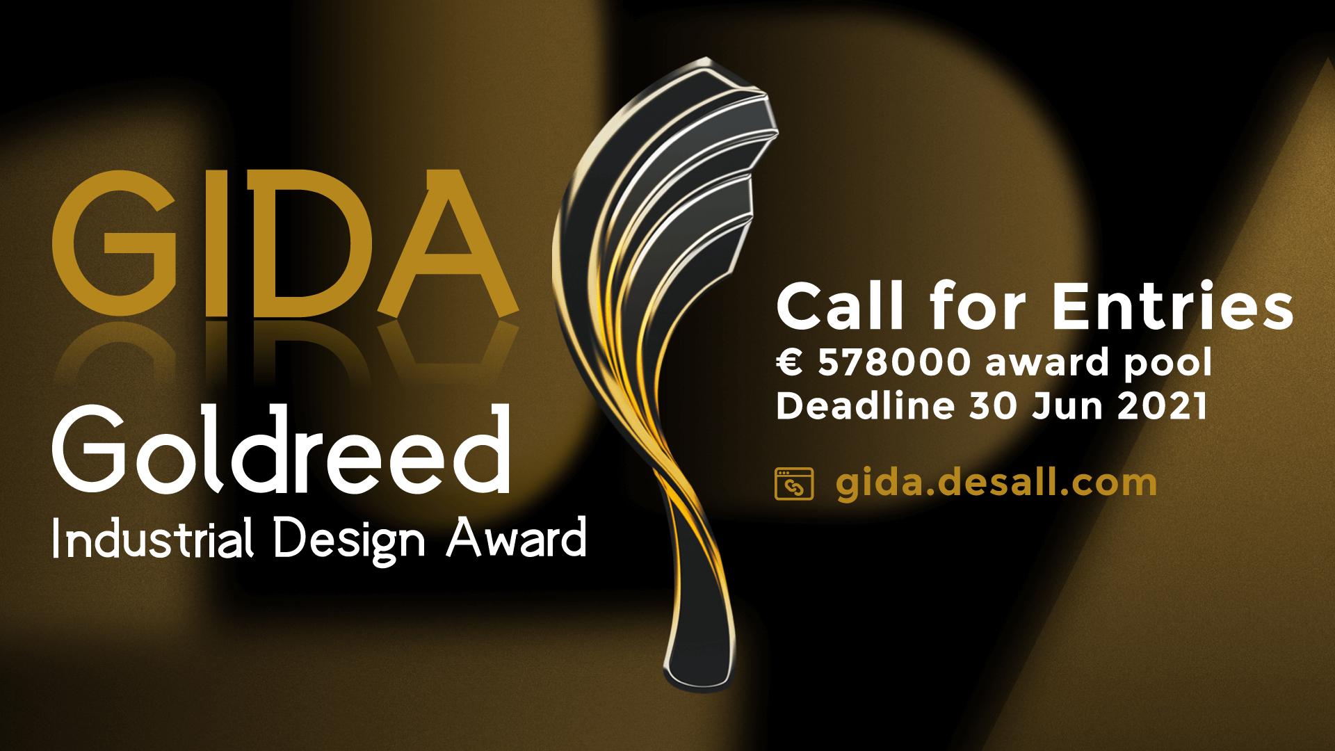 Goldreed Industrial Design Award 2021