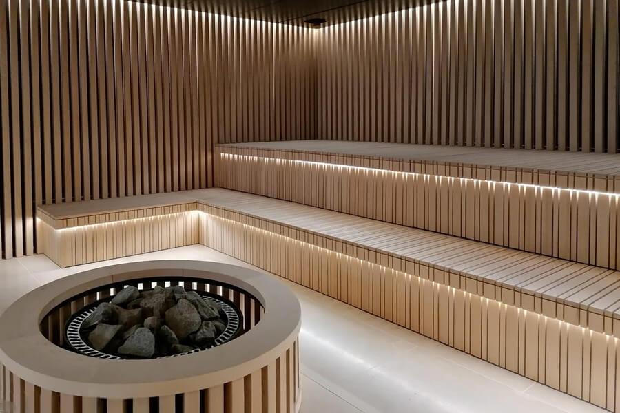 INBECA: Saunas Finlandesas