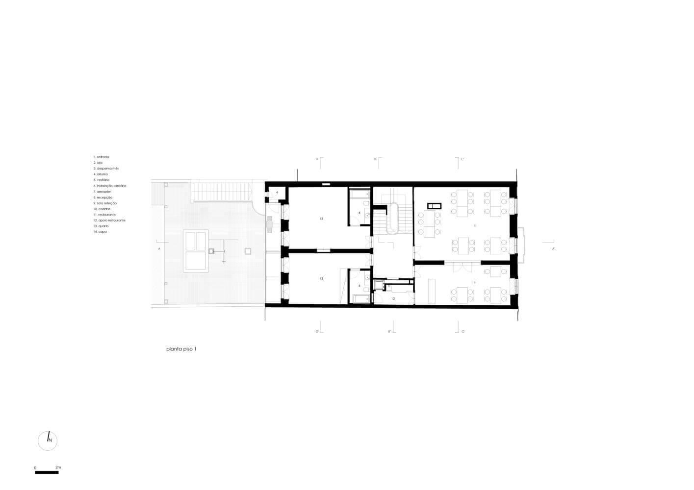 Menina Colina Guest House