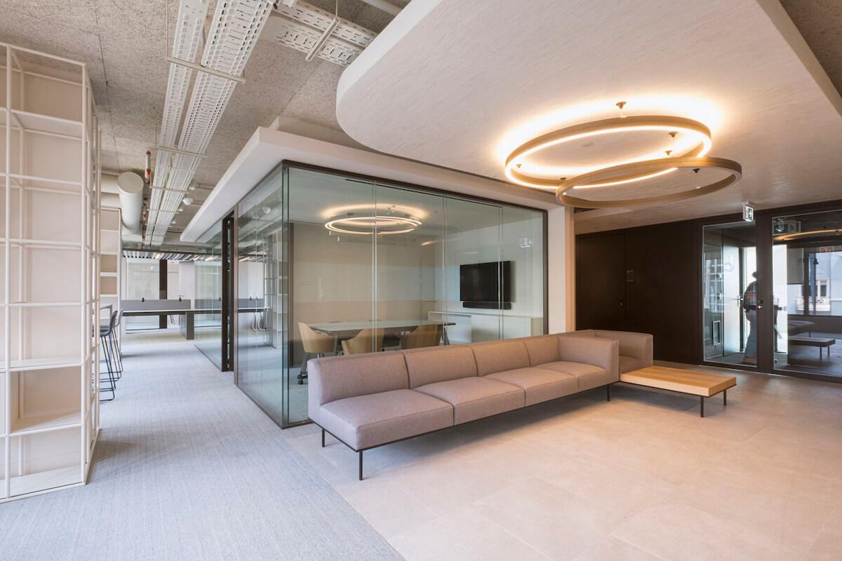 Nova sede da CMS Rui Pena & Arnaut com assinatura da Openbook Architecture