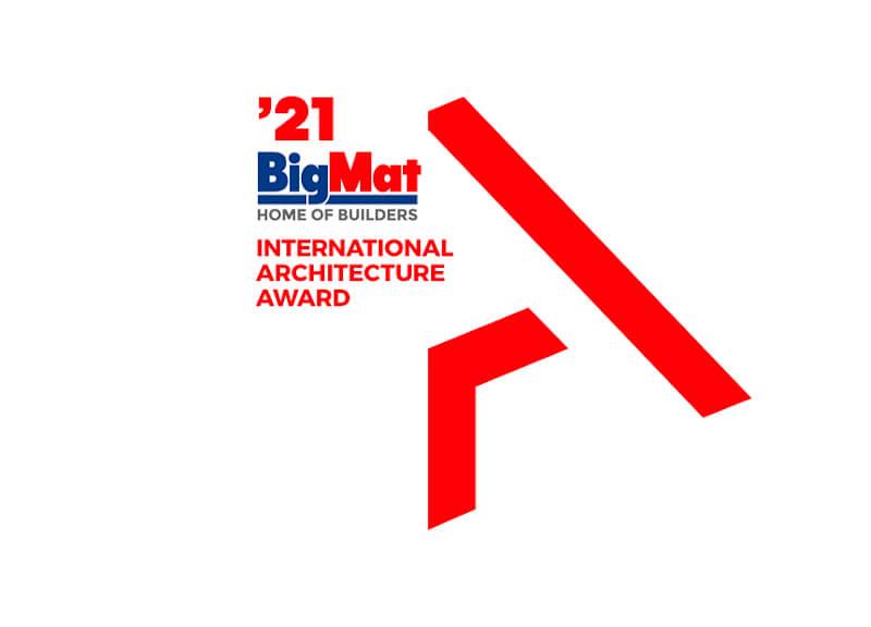 Prémio Internacional de Arquitectura BigMat 2021