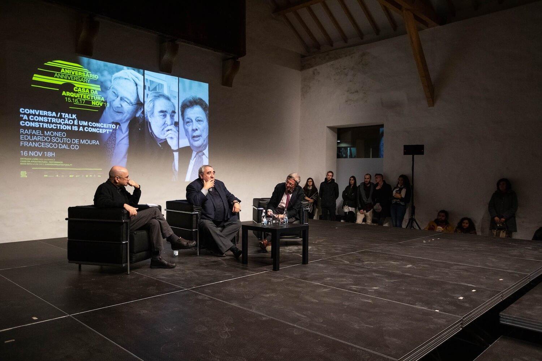 Rafael Moneo distinguido com o Leão de Ouro de carreira da Bienal de Veneza 2021