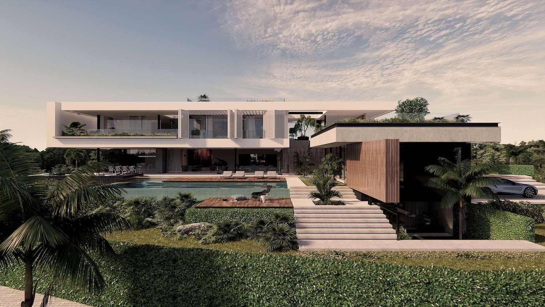 Traçado Regulador projeta luxuosa moradia na urbanização de Soltroia