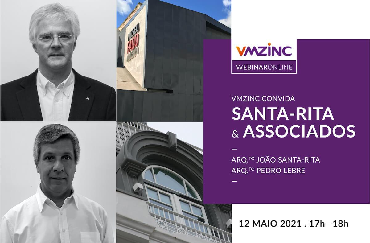 Webinar VMZINC + SANTA-RITA & ASSOCIADOS
