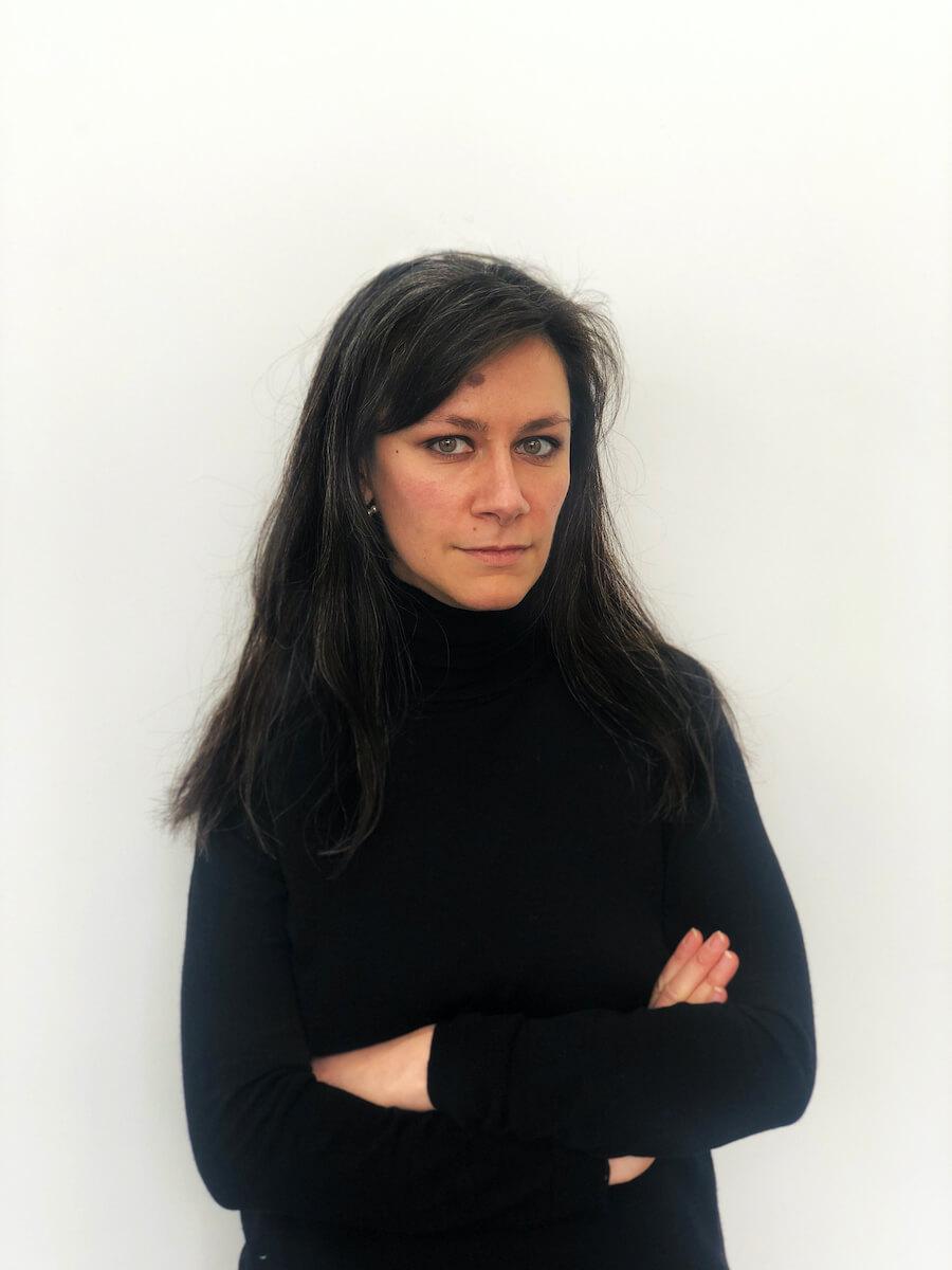 Maria Shéhérazade Giudici . Credits © Sue Barr