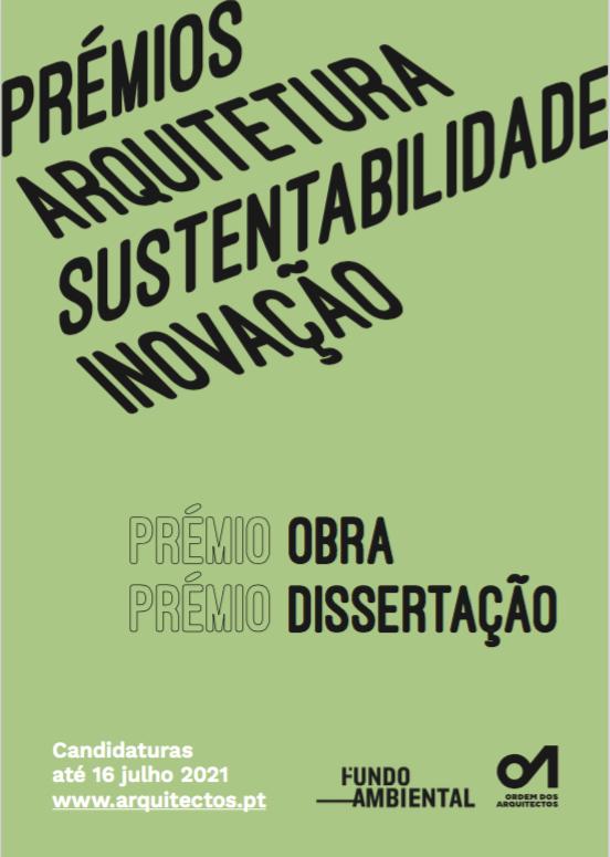 1.ª edição: Prémios Sustentabilidade e Inovação