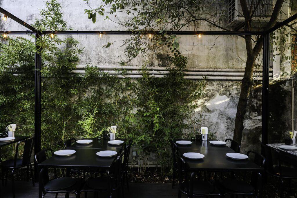 Restaurante na Rua da Picaria