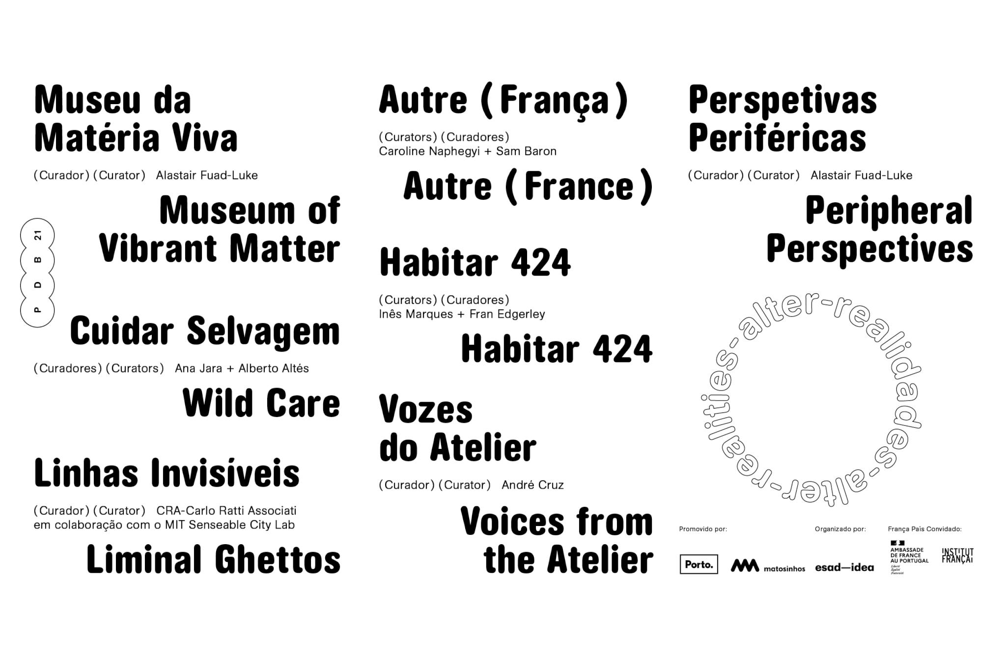 2ª edição Porto Design Biennale 2021