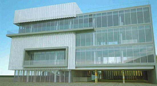 Concurso público: Construção do novo edifício municipal Mealhada