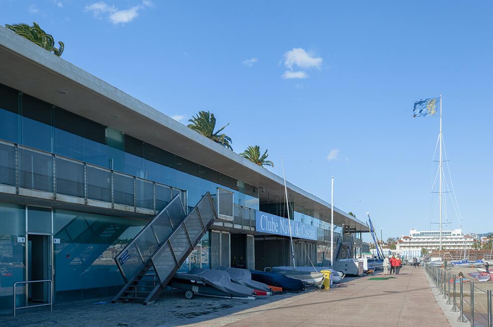 Clube Naval de Cascais.