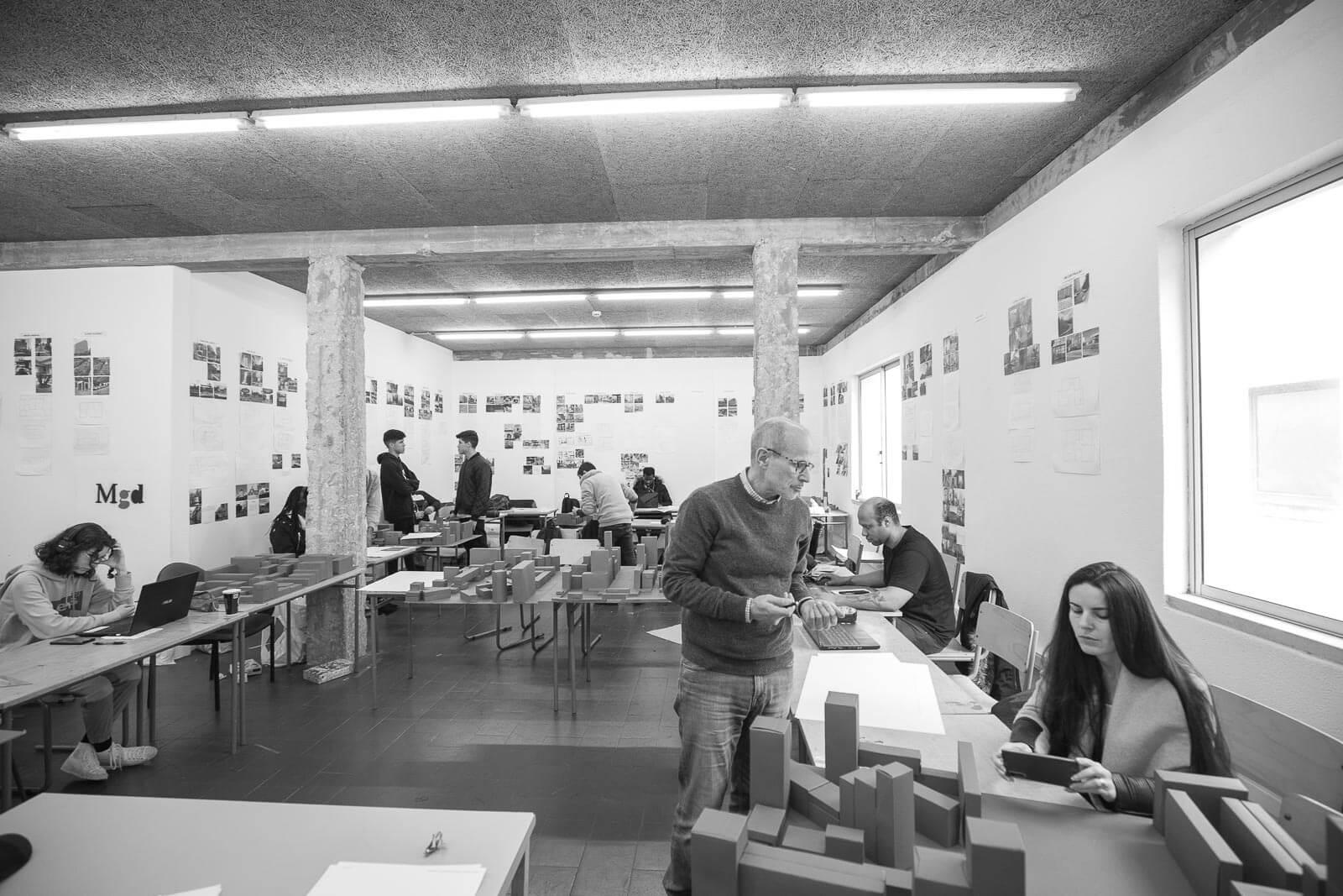 Entrevista ao arquiteto e professor Egas José Vieira