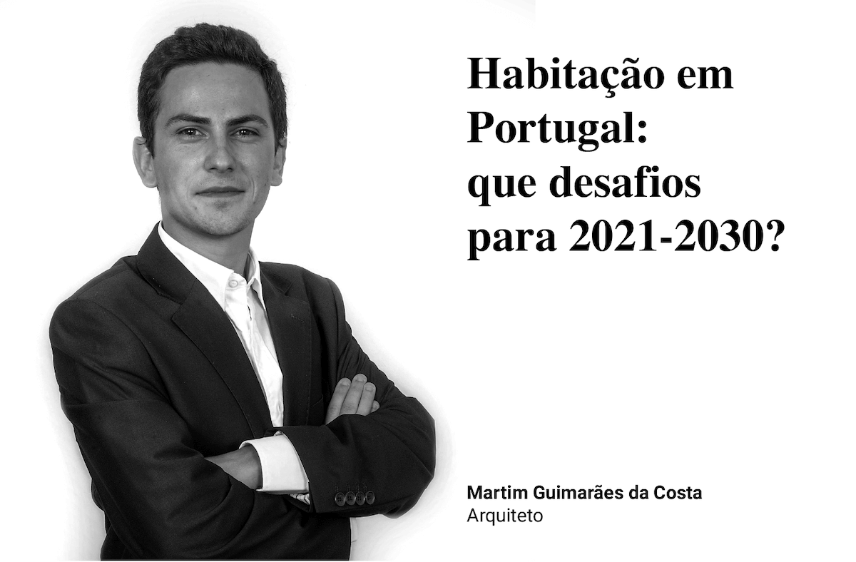 Habitação em Portugal: que desafios para 2021-2030?