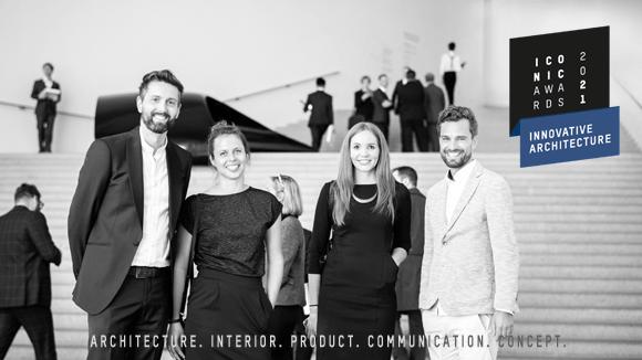 ICONIC AWARDS 2021: Innovative Architecture