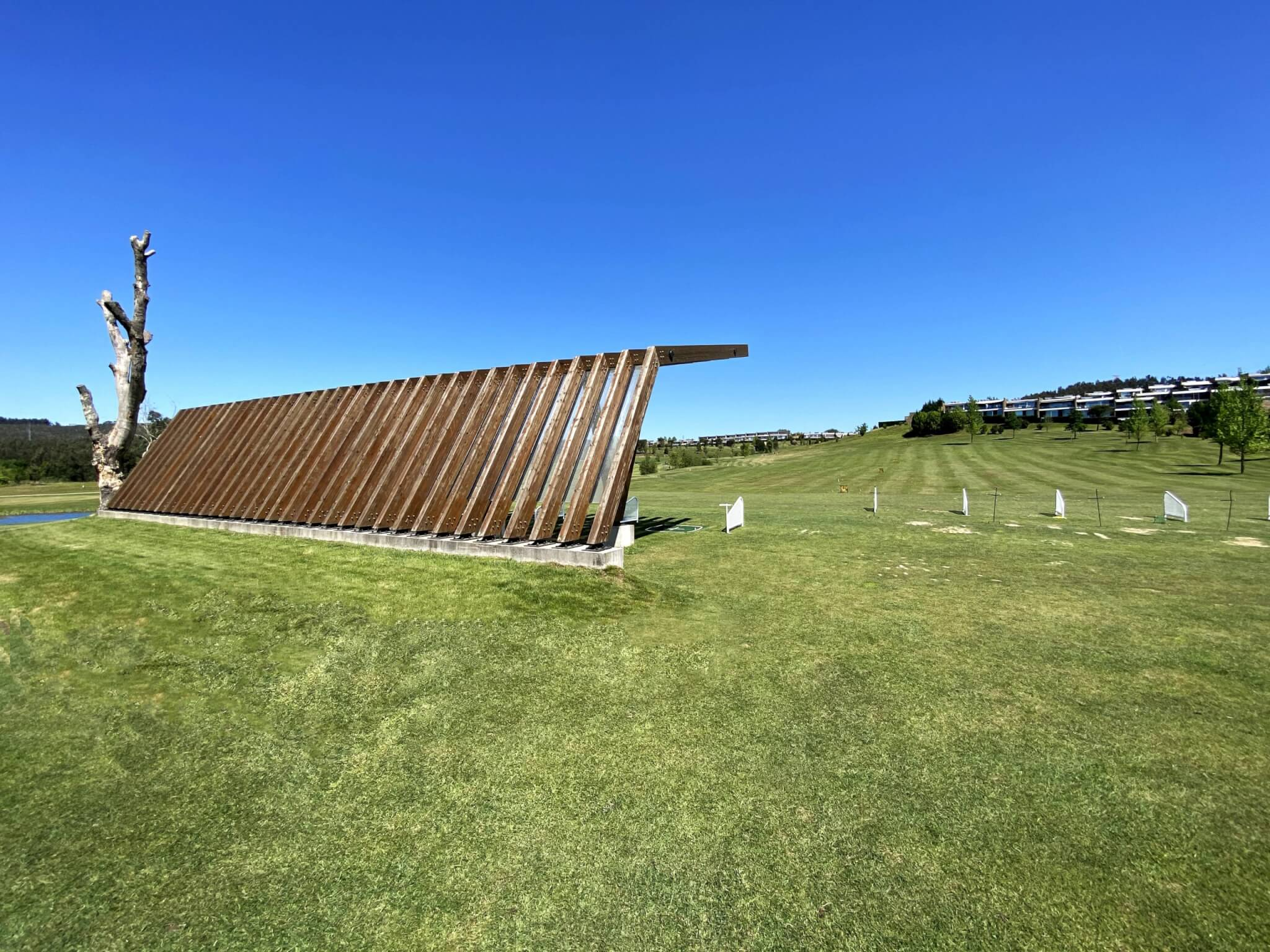 Driving Range – Vale Pisão Golfe