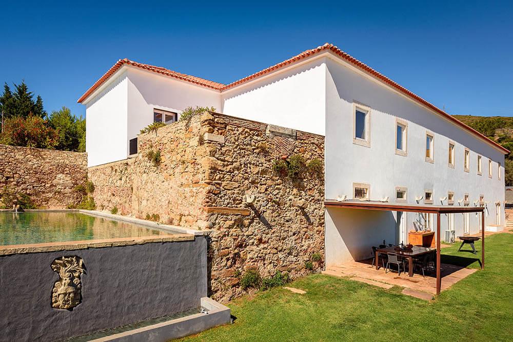 Prémio Intervenções em edificações existentes - Quinta Nossa Senhora da Oliveira em Matacães . Autor do projeto: Bruno Sousa Ribeiro