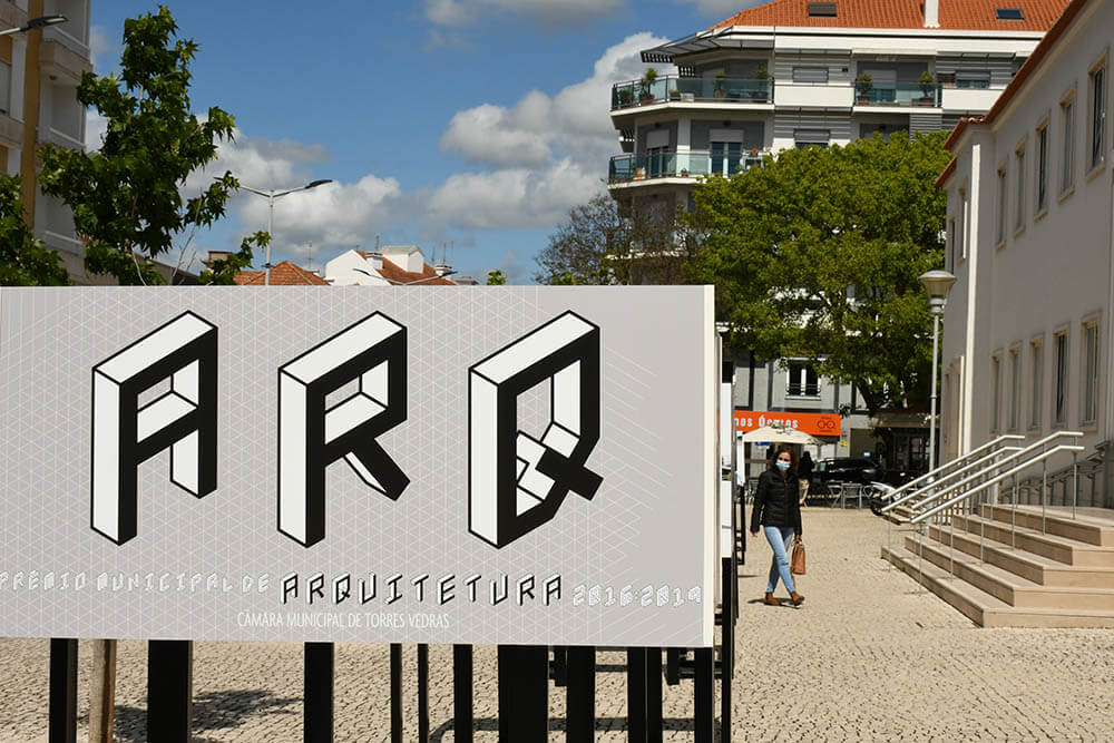 Divulgados os resultados do Prémio Municipal de Arquitetura de Torres Vedras 2016|2019