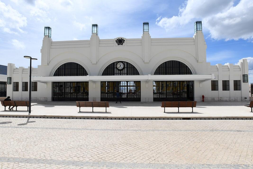 Lisboa: Estação Sul e Sueste e Doca da Marinha reabrem ao público. Foto: © Rosa Pinto