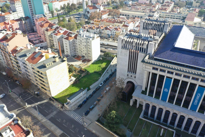 Novo projeto da Kronos Homes em Lisboa com a assinatura de Eduardo Souto Moura