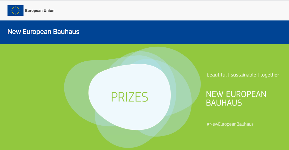 Prémios New European Bauhaus (NEB) 2021