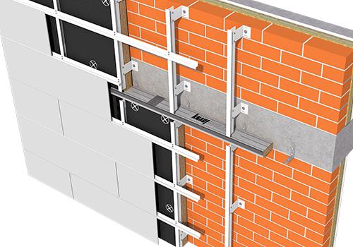 Knauf Insulation apresenta nova solução de barreiras corta-fogo para fachada ventilada