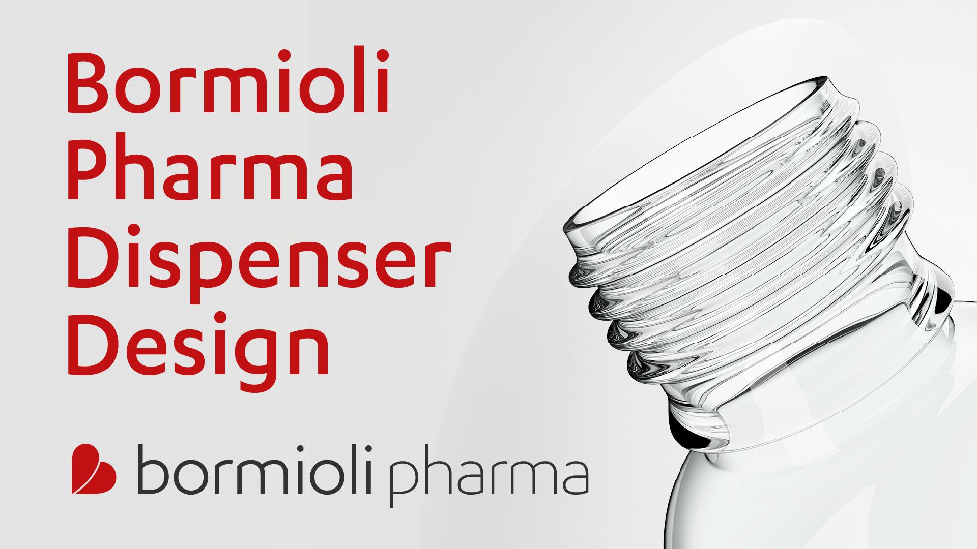 Bormioli Pharma Disxpenser Design