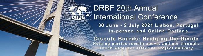 Conferência Internacional Anual da Dispute Resolution Board Foundation