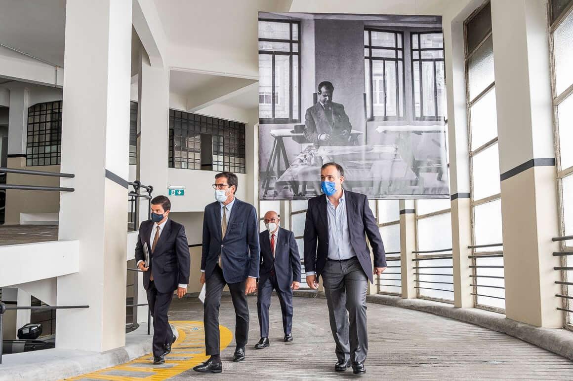 Obra do arquiteto Rogério de Azevedo recordada em cerimónia de homenagem