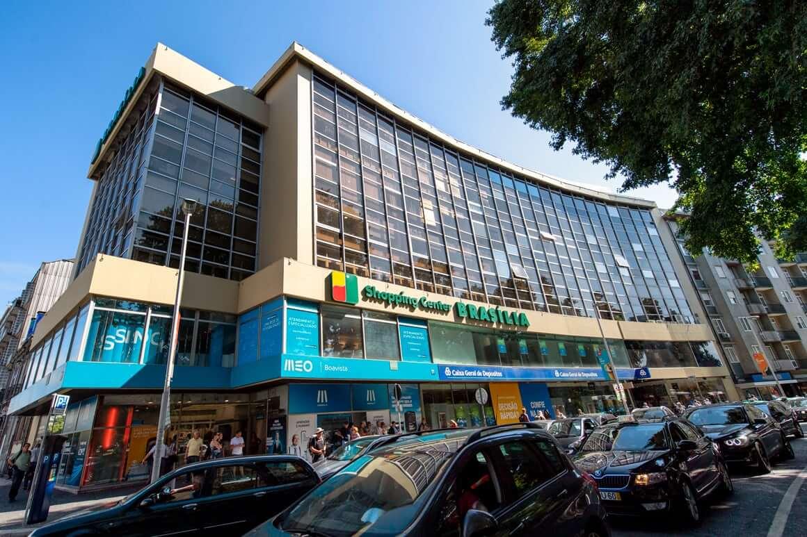 Porto avança com a requalificação do centro comercial Brasília