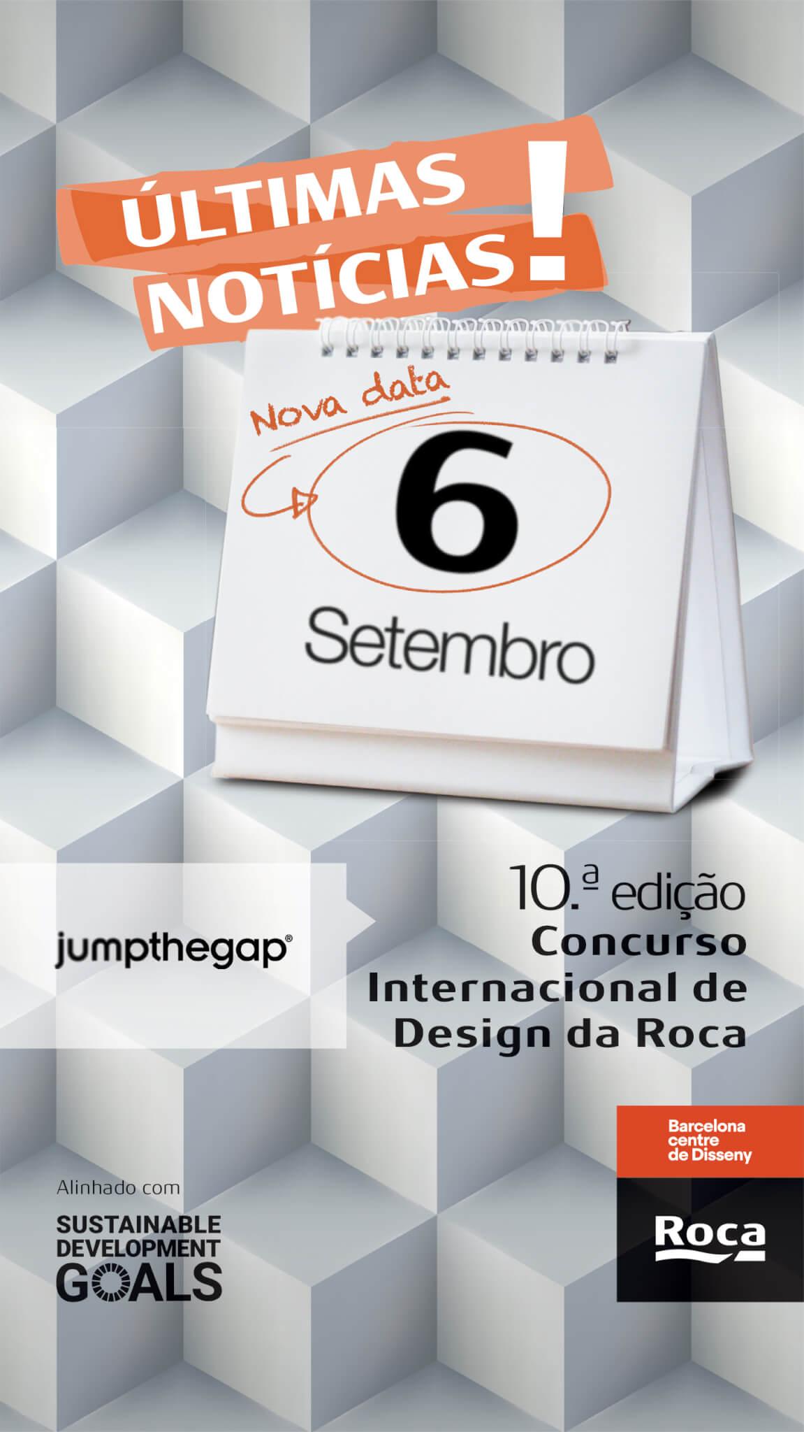 10º edição do Concurso Internacional de Design, jumpthegap®