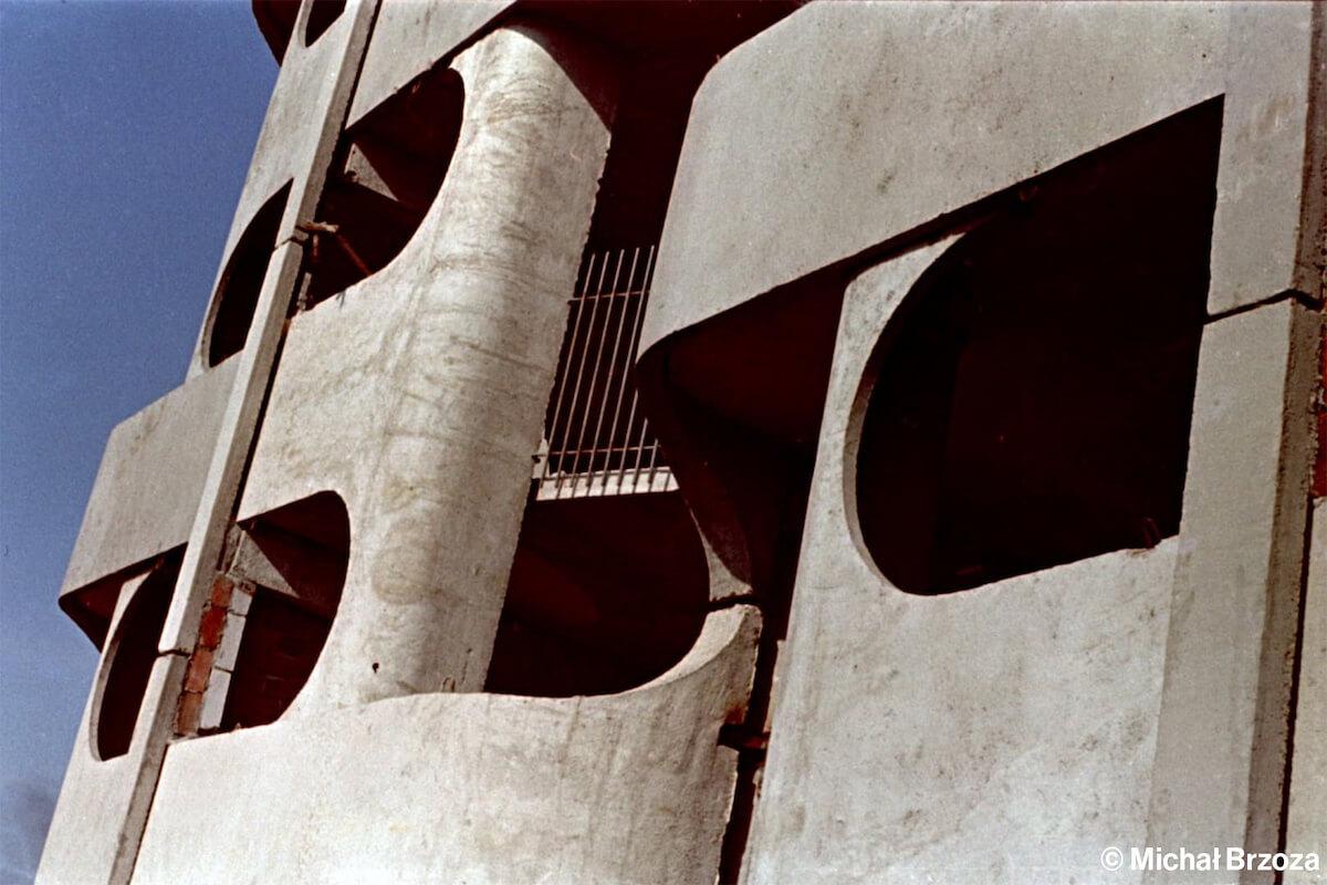3.Budowa wieżowca na placu Grunwaldzkim, 1969-75 (projekt 1963-69), fot. Michał Brzoza